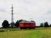 Obr. 8 - Elinka jedoucí do Bechyně před chvílí opustila stanici Malšice