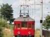 Obr. 11 - Elinka odjíždí ze stanice Slapy do Tábora