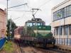 Obr. 12 - Žehlička nebo chcete-li také Pomeranč vystřídal v sobotu Bobinku na pravidelných vlacích a připravuje se s podvečerním vlakem na cestu z Tábora do Bechyně