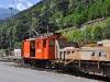 Drezína ve švýcarském provedení