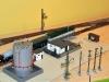 Zbrojení naftou se buduje