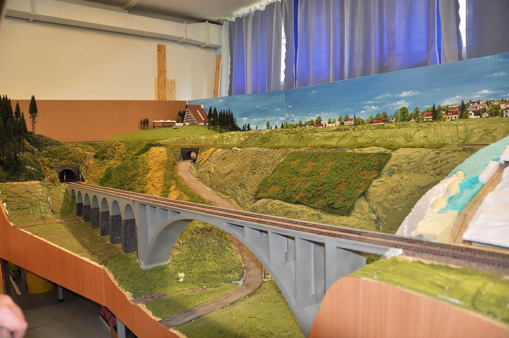 Na železničních tratích na Vysočině je hodně krásných mostů