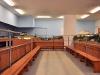 Upravené suterenní prostory Domu Kultury už slouží svému účelu