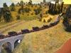 A tady jede jeho pověstný vojenský vlak