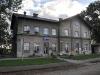 Nádražní budova na žel. stanici Jeneč