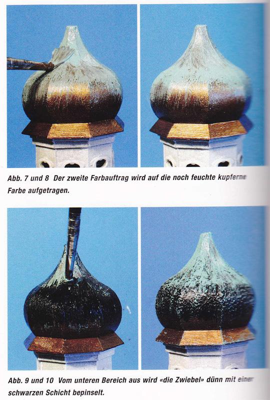Katalog NOCH - metodika patinování