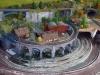 Úprava okolí řeky a viaduktu - zaštěrkování tratí