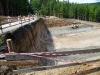 Tady dojde k podkopání silnice do Vlachovic