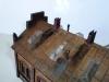 Střechy strojírny po patinaci