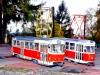 Modely tramvajíe T1 a T3