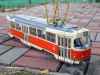 Model tramvaje T3