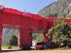 Právě tato část viaduktu je nyní v rekonstrukci