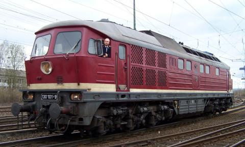 Diesel-V-6