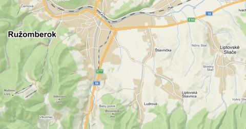 Mapa-Rozumberok
