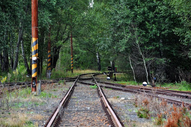 Poslední část stanice