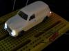 Škoda 1201 s rozsvícenými světly